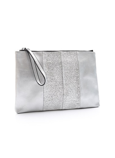 Exclusive Clutch / El Çantası Gümüş